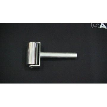 Wałek dociskowy do papy/gumy aluminium, łożyska