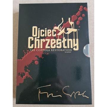 Ojciec Chrzestny - The Coppola Restoration 4xDVD