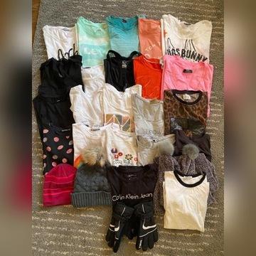 Paka ubrań od 146