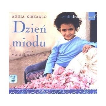Dzień miodu Audiobook CD