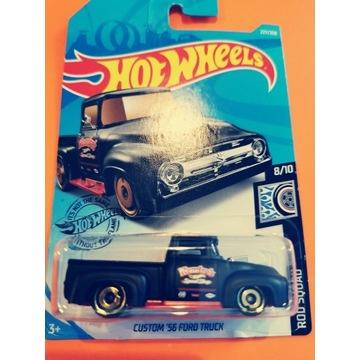 Hot Wheels Custom 56 Ford Ruck