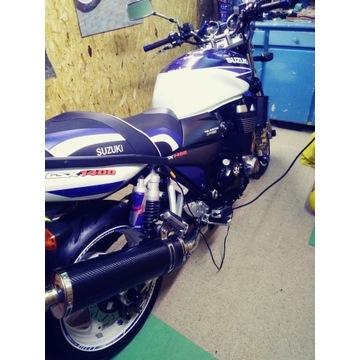 Naklejki. 3D Suzuki GSX 1400