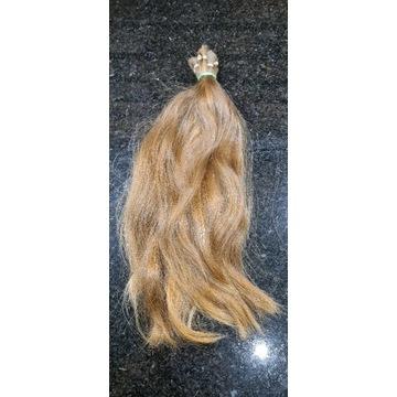 Włosy dziewicze (kolor #7) 56gr 33cm