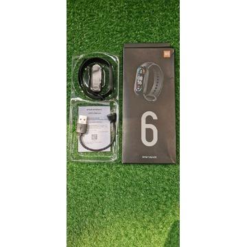 M6 2021 Smartband Opaska Sportowa Smartwatch PL