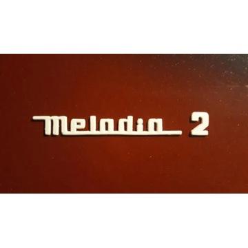 Logotyp, logo Defil Melodia 2