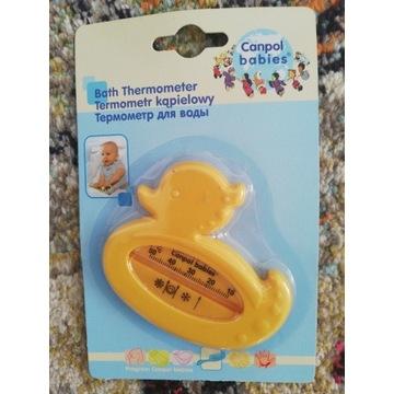 Nowy termometr do kąpieli