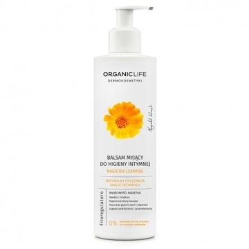 Organic Life Balsam myjący do higieny intymnej