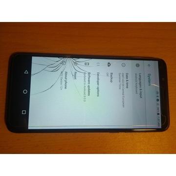 zbity dotyk - telefon HTC Desire 12 Plus 12+