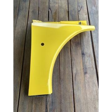 Błotnik prawy Fiat Coupe Oryginał 93-00 Żółty BDB