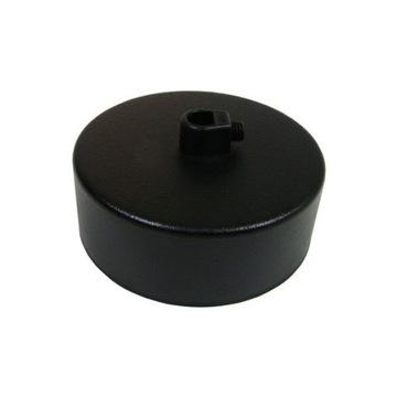 Podsufitka maskownica sufitowa 1 otwór 80 mm