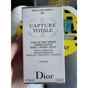 Podkład Dior Capture Totale Serum 030