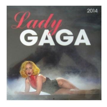 kalendarz - LADY GAGA - 12 zdjęć