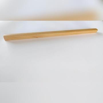 Uchwyt profilowany z drewna meblowy U-8015
