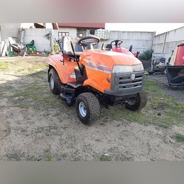 Traktorek kosiarka husqvarna z pompą okazja!