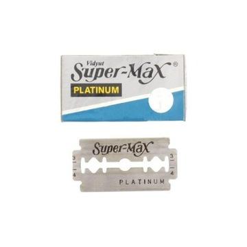 ŻYLETKI PLATINUM Super Max 1op.-5szt.