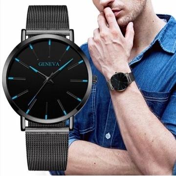 Stylowy zegarek męski LICYTACJA OD 1 ZŁ