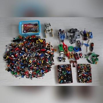 Lego klocki city ninjago star mix zestaw figurki