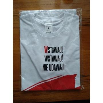 Koszulki POLSKA dla kibica piłka nożna Nowa Wwa