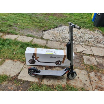 Ninebot ES4 / ES2 hulajnoga elektryczna Segway
