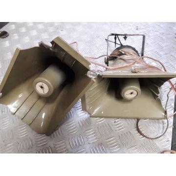 Mocny Megafony PROFESJONALNY głośniki Monakolor
