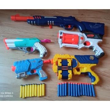 Zestaw pistoletów NERF