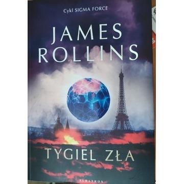James Rollins-Tygiel zła