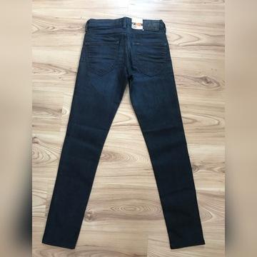 oryginalne spodnie LEE model Scarlett roz. W26 L33