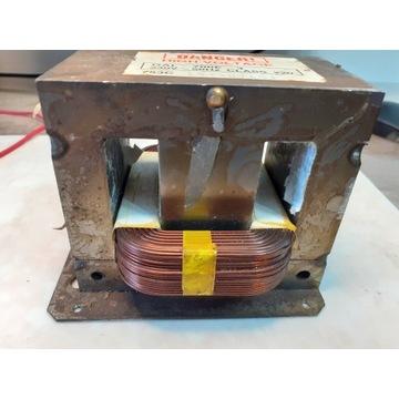 Transformator do budowy zgrzewarki