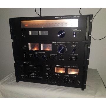 Zestaw stereo Fisher CA-7000/FM-7000/CR-7000 !!!