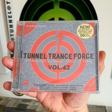 Tunnel Trance Force Vol.42 Mixed by DJ Dean|NOWA !