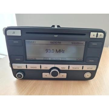 VW Golf V VI Passat Radio Cd Navigation 1K0035191H