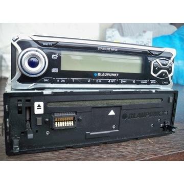 Blaupunkt Syracuse MP35, nie czyta CD, wersja USA