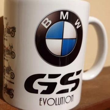 Kubek  dla fana marki BMW GS evolution 1980/2010