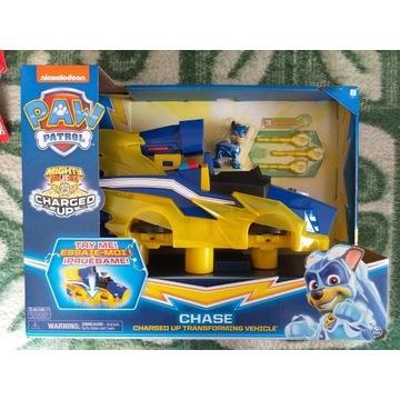 Spin Master Psi Patrol Pojazd Chase'a
