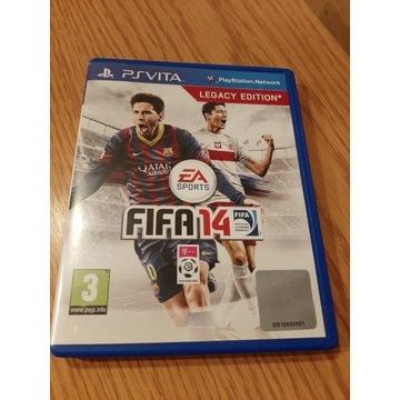 FIFA 14 Vita