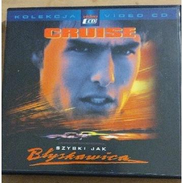 Szybki jak błyskawica VCD Tom Cruise Nicole Kidman