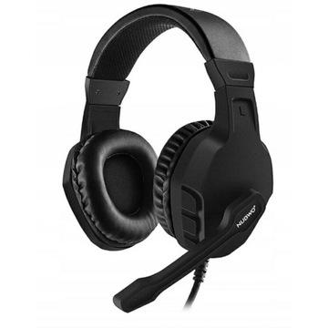 Słuchawki Zestaw Słuchawkowy NUBWO U3