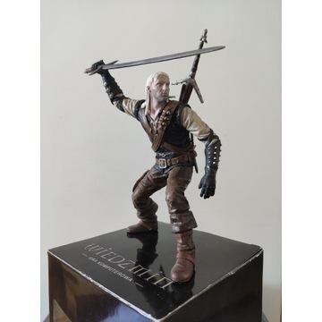 Wiedźmin 1 Figurka Geralt Edycja Kolekcjonerska
