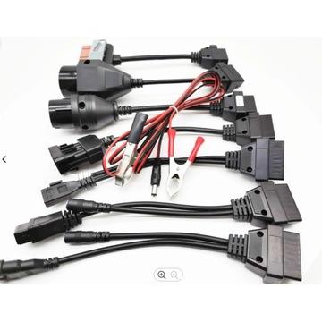 !OKAZJA! Kable Przejściówki OBD II Delphi Autocom