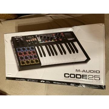 M-Audio CODE25 AKAI MPC do imac roland korg yamaha