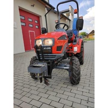 Traktor Traktorek Kioti CK20 Kubota tylko 460 mth