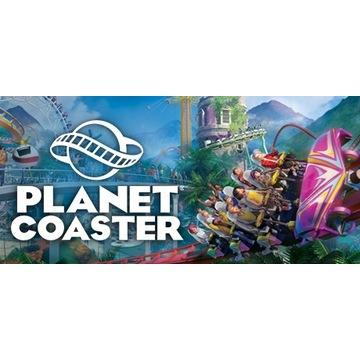 Planet Coaster + World's Fair Pack DLC KLUCZ STEAM