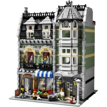 LEGO 10185 Green Grocer - UNIKAT