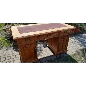 Stare biurko secesja