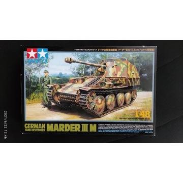 TAMIYA 32568 1:48 Sd.Kfz 138 Marder III Ausf.M
