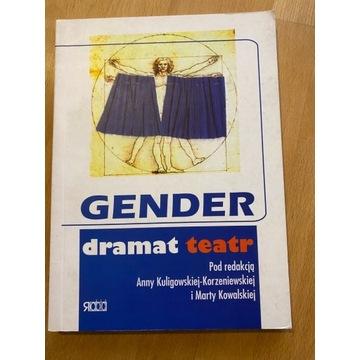 Gender dramat teatr