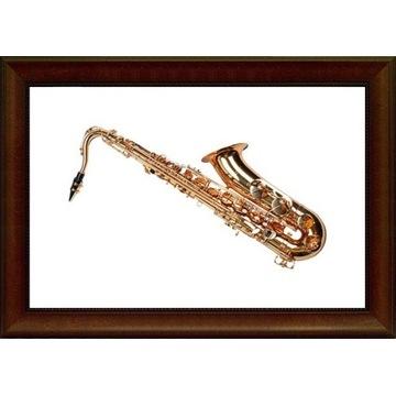 NOWY Saksofon tenor złoty K.Glaser tenorowy M013