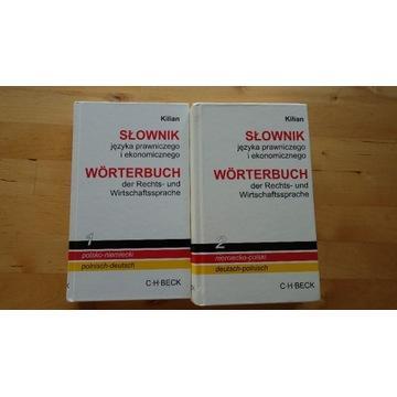 Słownik języka prawniczego i ekonomicznego DE
