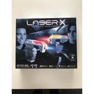 Laser X micro B2 blasters, TM Toys