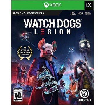 WATCH DOGS : LEGION XBOX ONE PL XONE + GRATIS GRA